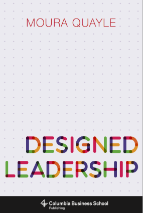 Designed Leadership cover